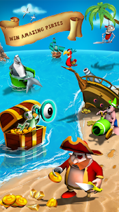 Pirates Gold Coin Party Dozer - náhled