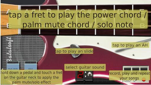 Power guitar HD ud83cudfb8 chords, guitar solos, palm mute 3.3.5 screenshots 3