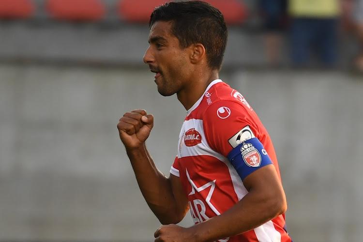 Moeskroen is ervaren aanvaller Sami Allagui kwijt voor de rest van het seizoen