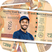 200 Note Photo Frame:New Currency NOTE Photo Frame APK
