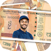 Indian Currency Photo Frames – Modi Ki Note