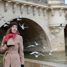 Bryllupsfotograf Olga Litmanova (valenda). Foto fra 13.02.2013