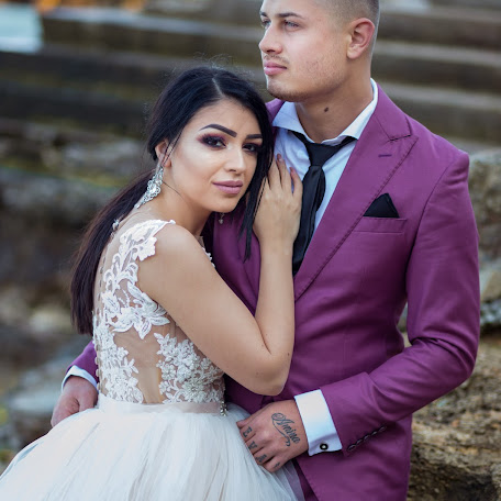 Wedding photographer Micu Daniel (danielmicu). Photo of 02.01.2018