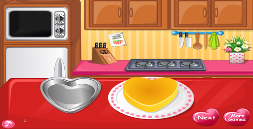 Cake Maker - Cooking games 1.0.0 screenshots 28