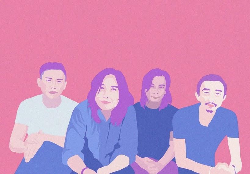 新加坡獨立樂團 Hanging Up The Moon 超美黑膠在台上市!