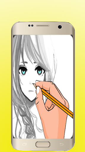 Anime Manga Coloring Books 1.9 screenshots 2