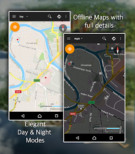 how to use google navigation offline on android