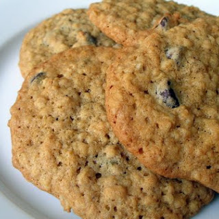 Wheat's Oatmeal Cookies