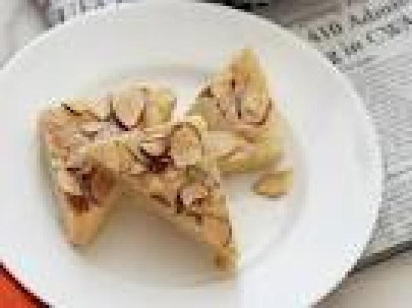 Almond Triangles Recipe