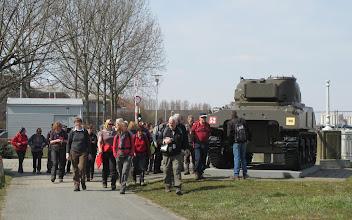 Photo: Terugkeer naar Battel.