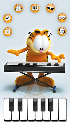 Talking Garfield screenshots 2