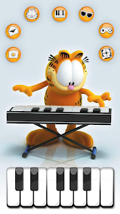 Talking Garfield The Cat 2