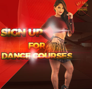 Sign Up for Salsa Dance Lessons