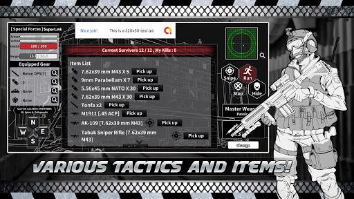 City Survival : Text Battle Royale 0.70 de.gamequotes.net 2
