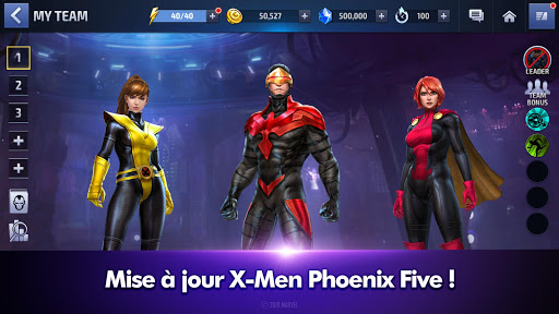 MARVEL Future Fight fond d'écran 1