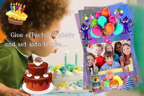 Birthday Photo Editor Apps On Google Play