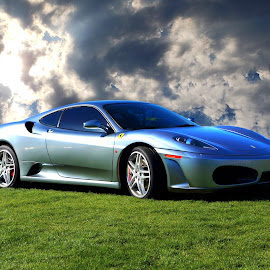 Andrew's Ferrari by JEFFREY LORBER - Transportation Automobiles ( italian car, rust 'n chroe, ferrari, lorberphoto, sports car )