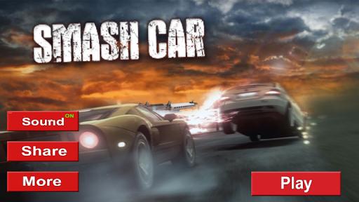 スマッシュカー:トラフィック攻撃レース