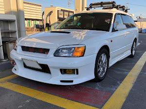 レガシィツーリングワゴン BH5 GT-B E-turn 平成11年式のカスタム事例画像 こっちゃんさんの2020年02月03日14:32の投稿