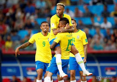 Le Brésil passe l'obstacle serbe et file vers les huitièmes de finale !
