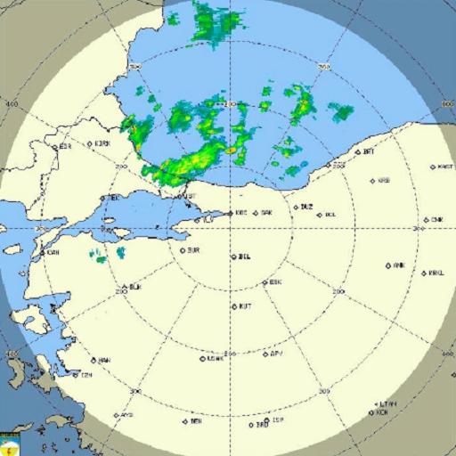 Bursa Yağmur Radarı
