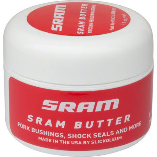 SRAM 1oz Butter Grease for Pike and Reverb Service X0 Hub Pawls