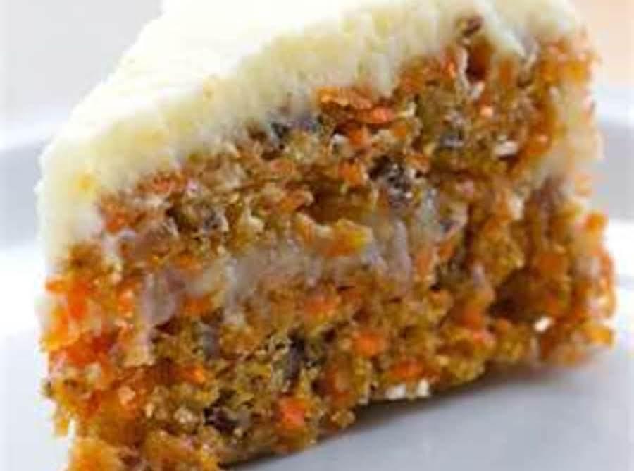 Gluten Free Crock Pot Carrot Cake