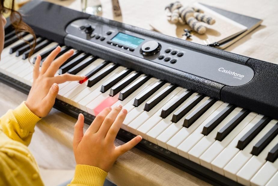 一張含有 音樂, 鋼琴, 電子琴 的圖片 自動產生的描述