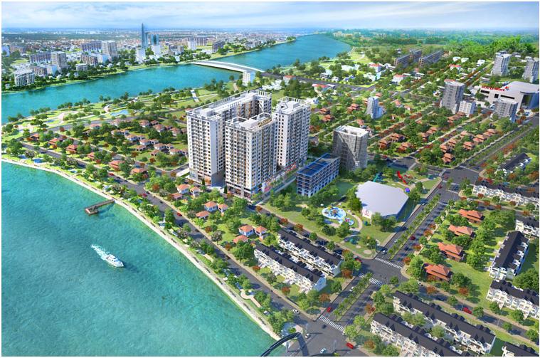 Dự án Quận 7 mang đến bộ mặt mới của Đô Thị