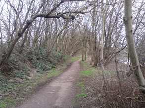 Photo: Transpenine Trail near Thwaites Mill, Leeds.