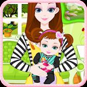 Spring Birth - Baby Games