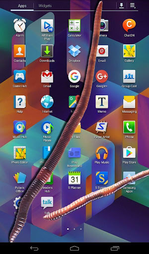 玩娛樂App|蚯蚓手机滑笑话免費|APP試玩