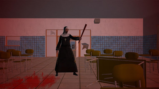 Scary Grandma - the horror nun teacher 1.0 screenshots 3
