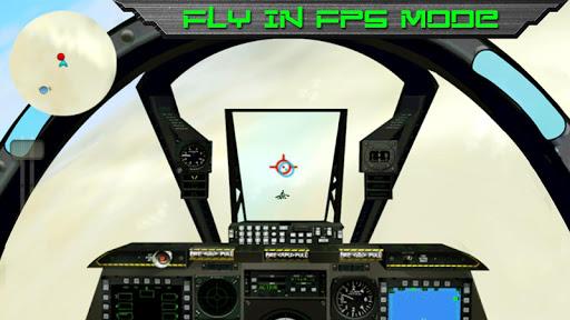 F15 Fighter Gunner Battle