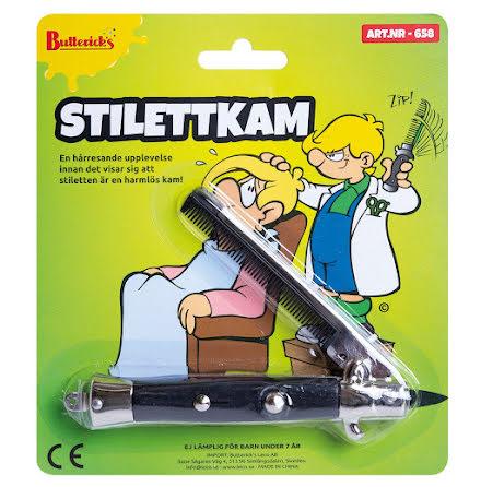 Stilettkam
