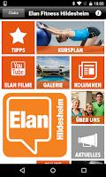 Screenshot of ELAN für dich