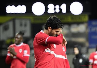 """Sinan Bolat après la défaite à Lokeren : """"C'est inattendu, c'est incompréhensible"""""""