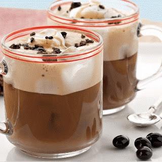 Iced Caramel Cream Coffee