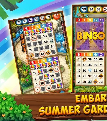 Bingo Quest - Summer Garden Adventure 64.120 screenshots 1