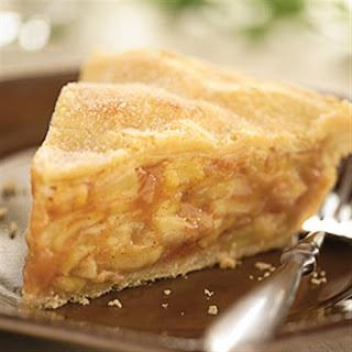 Brown Sugar Apple Pie.