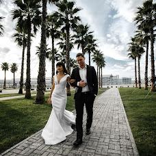 Wedding photographer Liliya Kunicyna (liliak2016). Photo of 21.03.2018