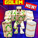 Mod Newest Golem Addon icon