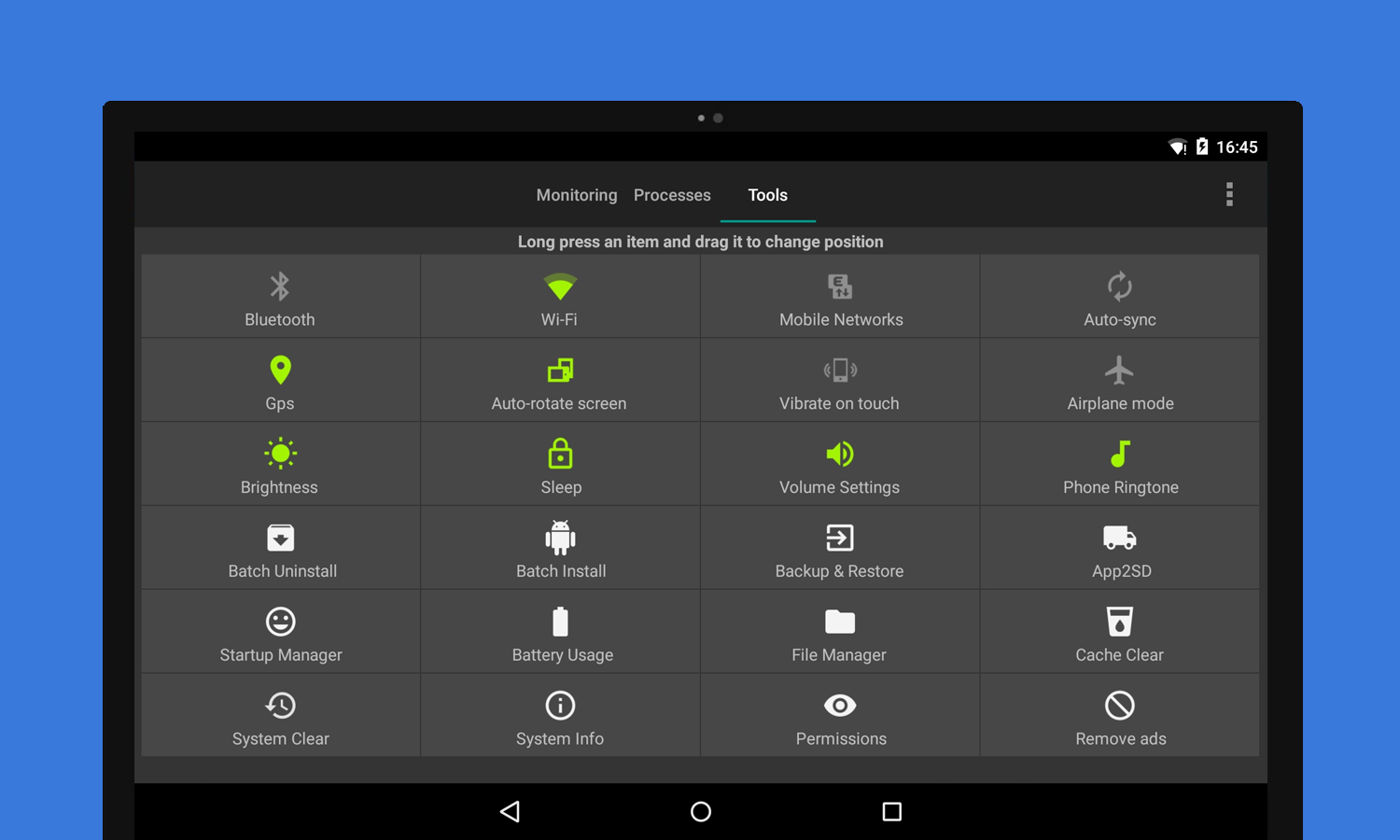 Assistant for Android - 1MB- screenshot