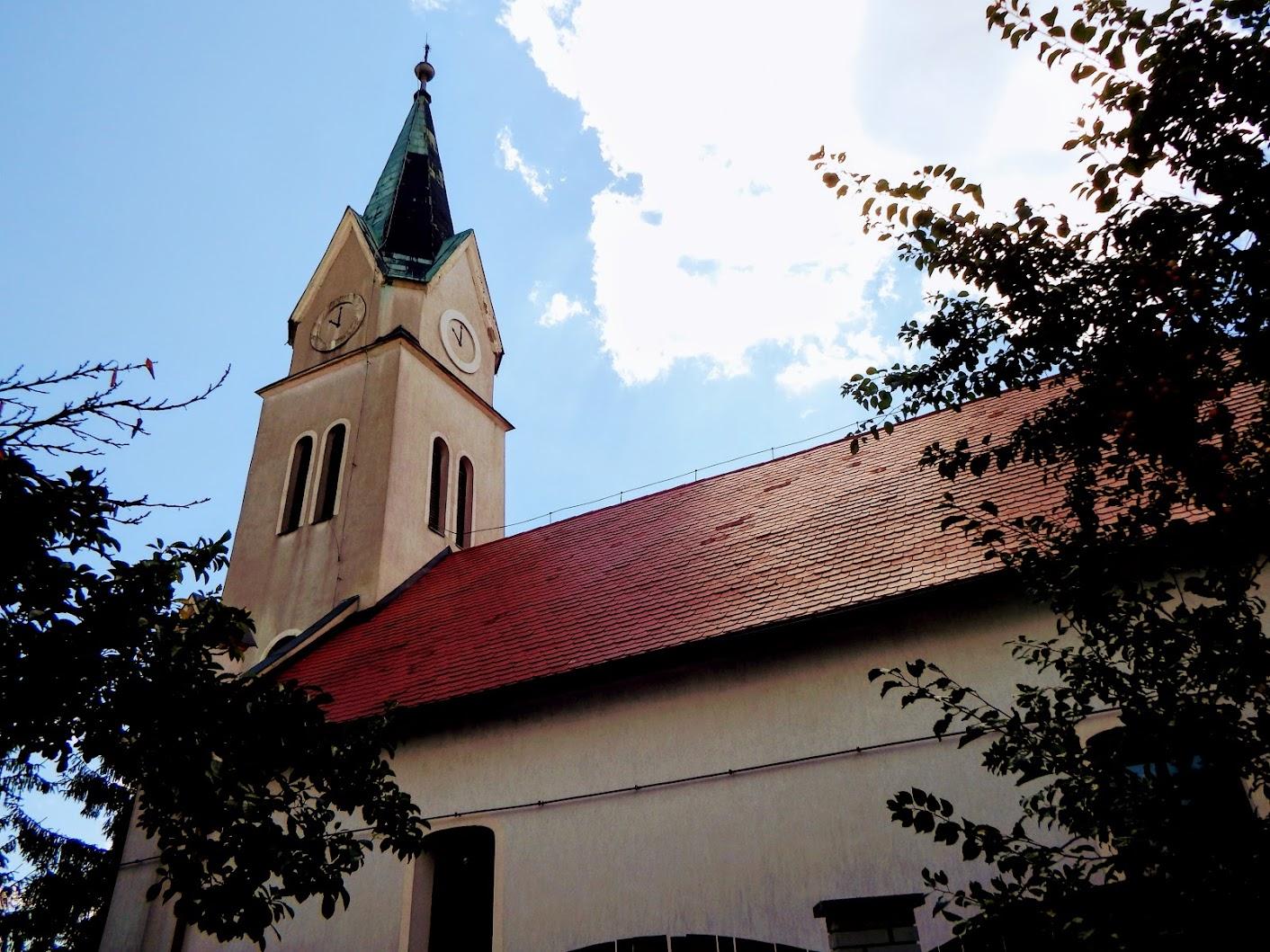 Mór - református templom