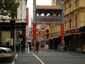 Photo: Melbourne - Chinatown