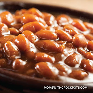 Crockpot Baked Beans.