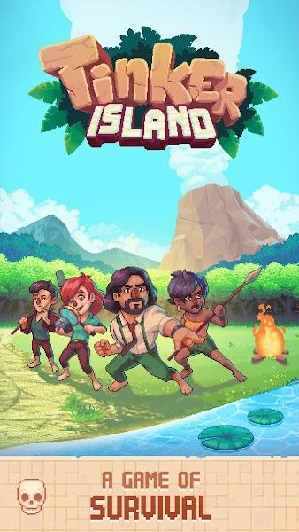 Tinker Island v1.4.27 [Mod]