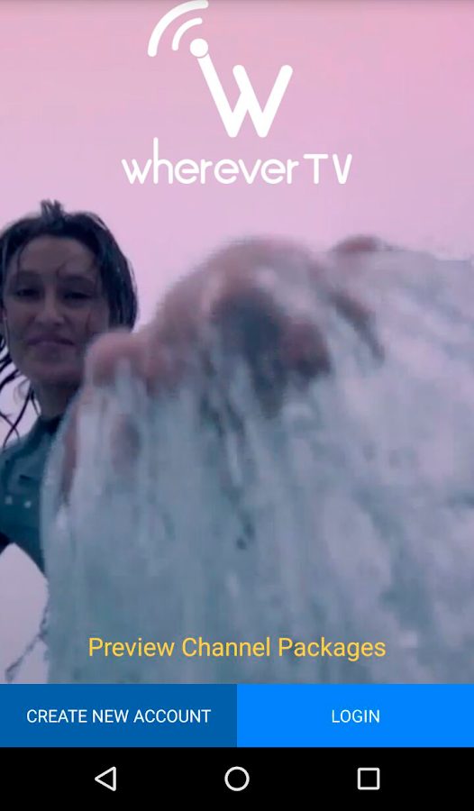 Wherever TV- screenshot