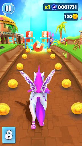 Magical Pony Run - Unicorn Runner 1.5 screenshots 19