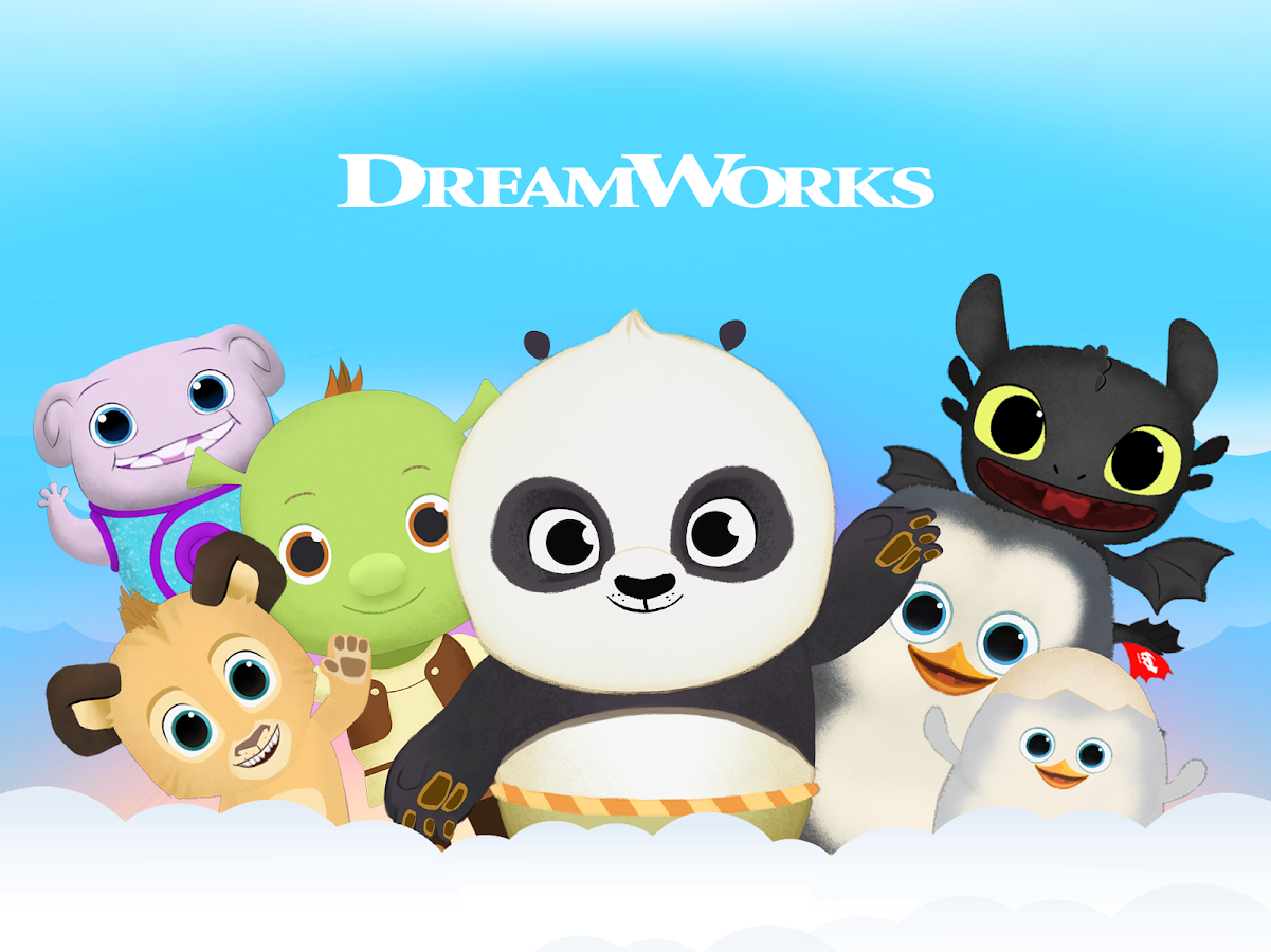 DreamWorks Friends Apl Android Di Google Play